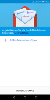 Huawei Y7 (2018) - E-Mail - 032a. Email wizard - Gmail - Schritt 5