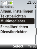 Nokia 2720 fold - MMS - probleem met ontvangen - Stap 7