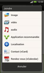 HTC T328e Desire X - MMS - envoi d'images - Étape 8