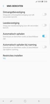 Samsung Galaxy Note9 - MMS - probleem met ontvangen - Stap 10