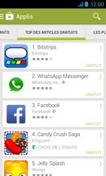 Bouygues Telecom Bs 402 - Applications - Télécharger une application - Étape 8