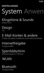 Nokia Lumia 920 LTE - E-Mail - Konto einrichten - Schritt 4