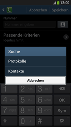 Samsung I9195 Galaxy S4 Mini LTE - Anrufe - Anrufe blockieren - Schritt 10