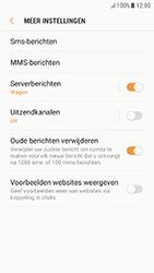 Samsung Galaxy A5 (2017) - Android Nougat - SMS - Handmatig instellen - Stap 7