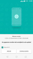 Wiko U-Feel Lite - Toestel - Software update - Stap 7