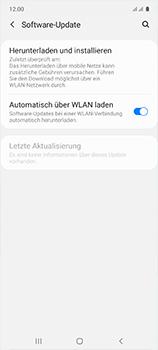 Samsung Galaxy A51 - Software - Installieren von Software-Updates - Schritt 5