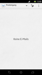 Sony Xperia T - E-Mail - E-Mail versenden - Schritt 4