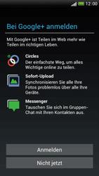 HTC One S - Apps - Einrichten des App Stores - Schritt 11