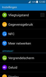 Samsung G357 Galaxy Ace 4 - Internet - Dataroaming uitschakelen - Stap 4