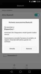 Huawei Ascend P8 - Bluetooth - Collegamento dei dispositivi - Fase 6