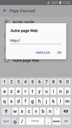 Samsung Galaxy S6 Edge - Internet et roaming de données - Configuration manuelle - Étape 24