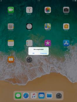 Apple iPad Pro 12.9 (1st gen) - iOS 11 - Internet - Handmatig instellen - Stap 14