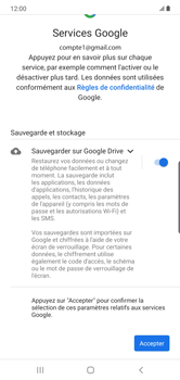 Samsung Galaxy Note 10 Plus 5G - E-mail - 032a. Email wizard - Gmail - Étape 12