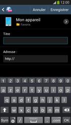 Samsung Galaxy S 4 Active - Internet et roaming de données - Navigation sur Internet - Étape 11