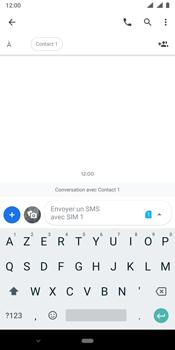 Nokia 9 - MMS - envoi d'images - Étape 8