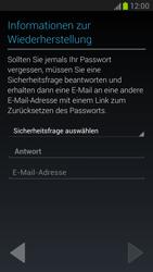 Samsung Galaxy Note 2 - Apps - Konto anlegen und einrichten - 8 / 15