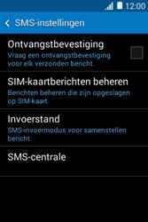 Samsung Galaxy Young 2 (G130HN) - sms - handmatig instellen - stap 7