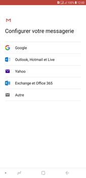 Samsung Galaxy J4+ - E-mails - Ajouter ou modifier votre compte Gmail - Étape 8