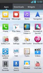 LG E460 Optimus L5 II - MMS - Sending pictures - Step 2