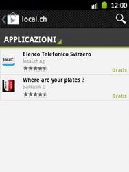 Samsung Galaxy Pocket - Applicazioni - Installazione delle applicazioni - Fase 6