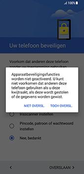 Samsung Galaxy S8 (G950) - Toestel - Toestel activeren - Stap 24