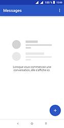 Alcatel 1 - Contact, Appels, SMS/MMS - Envoyer un SMS - Étape 4