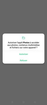 Oppo A53s - Photos, vidéos, musique - Envoyer une photo via Bluetooth - Étape 5