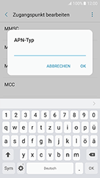 Samsung Galaxy A5 (2017) - Internet - Manuelle Konfiguration - Schritt 15