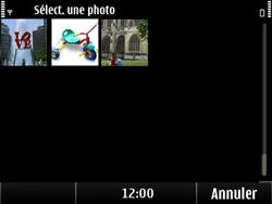 Nokia E6-00 - E-mail - envoyer un e-mail - Étape 10