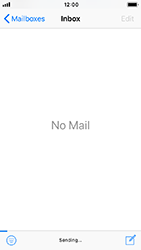 Apple iPhone 5s - iOS 12 - E-mail - Sending emails - Step 15
