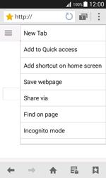 Samsung G388F Galaxy Xcover 3 - Internet - Internet browsing - Step 15