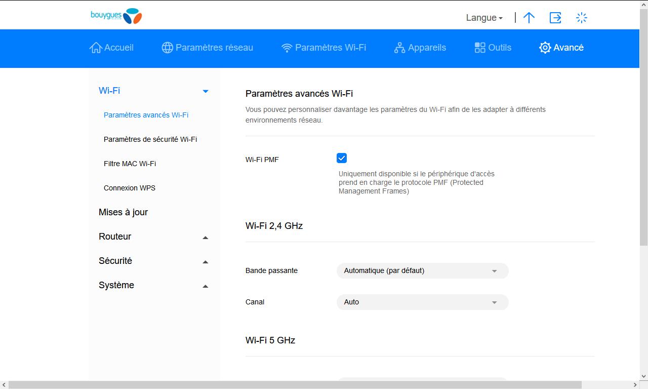 Huawei B628 - Sécuriser votre mobile - Personnaliser le code PIN - Étape 3