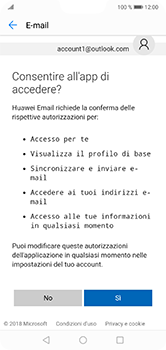 Huawei P20 Lite - E-mail - 032c. Email wizard - Outlook - Fase 9