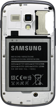 Samsung Galaxy Trend Plus - SIM-Karte - Einlegen - 4 / 9
