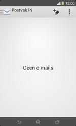 Sony D2005 Xperia E1 - E-mail - Account instellen (POP3 zonder SMTP-verificatie) - Stap 18
