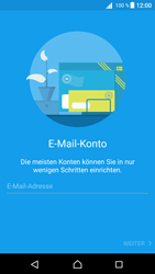 Sony E6653 Xperia Z5 - E-Mail - Konto einrichten (outlook) - 2 / 2