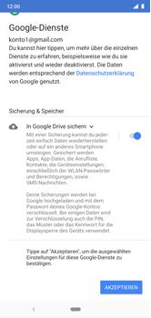 Nokia 6.1 Plus - Android Pie - Apps - Konto anlegen und einrichten - Schritt 20