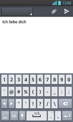 LG P710 Optimus L7 II - E-Mail - E-Mail versenden - Schritt 10