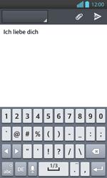 LG Optimus L7 II - E-Mail - E-Mail versenden - 10 / 17