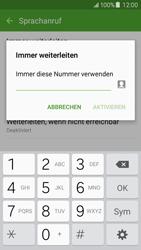 Samsung J500F Galaxy J5 - Anrufe - Rufumleitungen setzen und löschen - Schritt 10