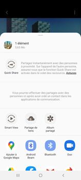 Samsung Galaxy A51 5G - Photos, vidéos, musique - Créer une vidéo - Étape 18