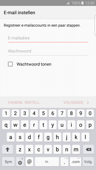 Samsung G928F Galaxy S6 edge+ - E-mail - e-mail instellen: IMAP (aanbevolen) - Stap 5