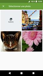 Sony Xperia XZ Premium - Android Oreo - MMS - envoi d'images - Étape 11