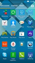 Alcatel Pop C7 - Applicazioni - Installazione delle applicazioni - Fase 3