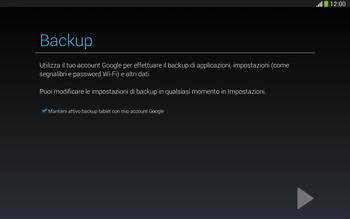 Samsung Galaxy Tab 3 10-1 LTE - Applicazioni - Configurazione del negozio applicazioni - Fase 23