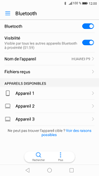Huawei P9 - Android Nougat - Bluetooth - connexion Bluetooth - Étape 7