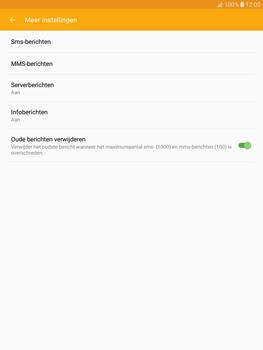 Samsung T815 Galaxy Tab S2 9.7 - SMS - Handmatig instellen - Stap 7