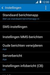Samsung Galaxy Young 2 (G130HN) - sms - handmatig instellen - stap 6