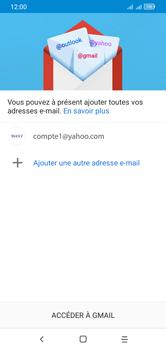 Alcatel 1S (2020) - E-mails - Ajouter ou modifier votre compte Yahoo - Étape 13