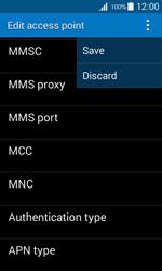 Samsung G357 Galaxy Ace 4 - Internet - Manual configuration - Step 15